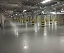 Подземный паркинг в ЖК Дом у Разлива - копия